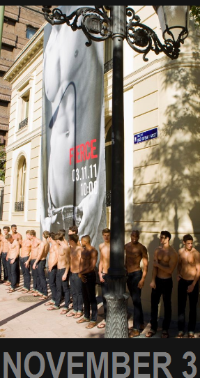 Abercrombie & Fitch: Madrid, Spain