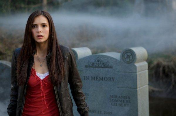 The Vampire Diaries Season 1 Quotes