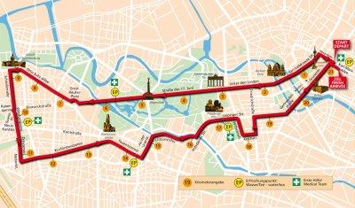 Semi Marathon Berlin 2011