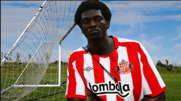 Adebayor à Sunderland !