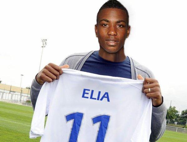 Eljero Elia en Ligue 1.