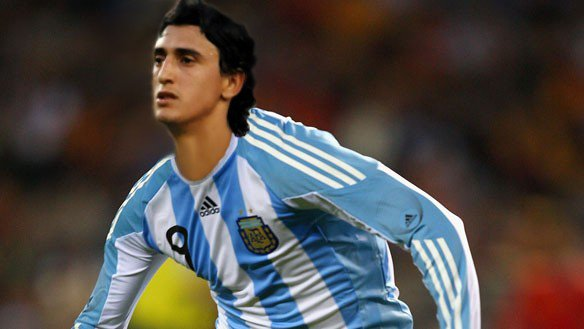 Amical : Argentine 5-0 Bolivie