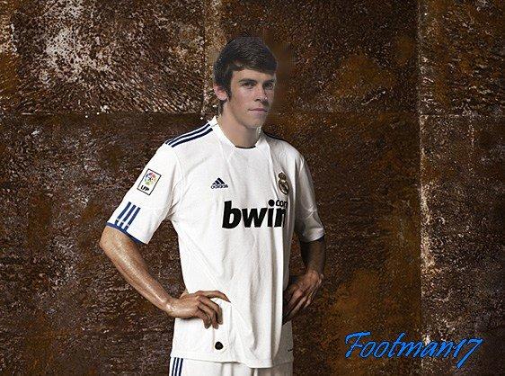Gareth Bale s'en va.
