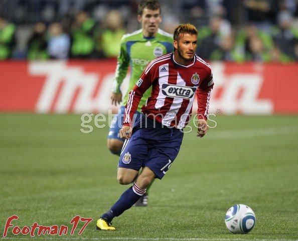 David Beckham reste au USA, mais pas à L.A.
