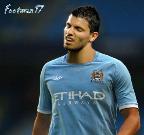 Echange entre 2 attaquants Argentins.