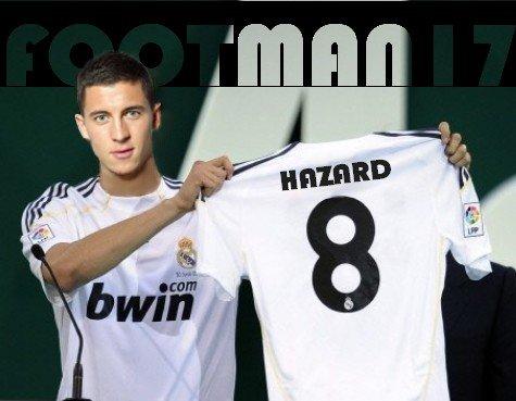 Eden Hazard chez les rivals !
