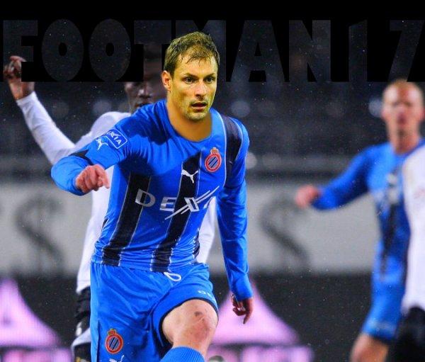 Jovanovic retourne en Belgique !