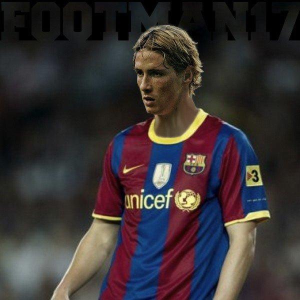 Echange entre les 2 attaquants star Espagnols.