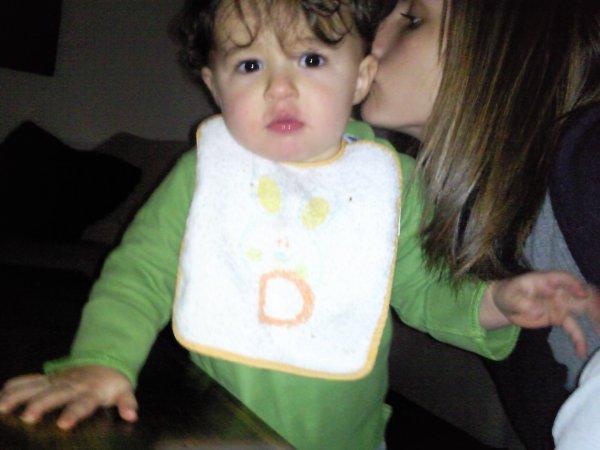 Gabriel, mon filleul, mon amour.