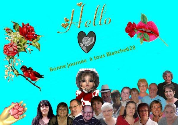 CADEAUX DE MES AMIES REBECCADIX ET BLANCHE628 merci a toutes les deux bisous Anita