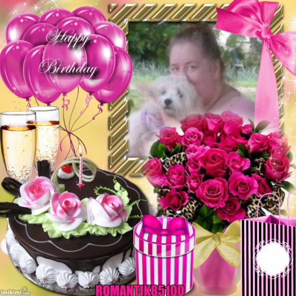 CADEAUX DE MES AMIES ROMANTIK85100  CREASDANY2013 ET KDOINSOMNIE merci a toutes les trois  bisous An ita
