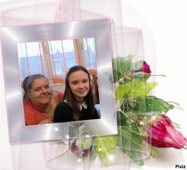 CADEAUX DE MES AMIES LOULOU1725 ET ROMANTIK85100 merci a toutes les deux bisous Anita