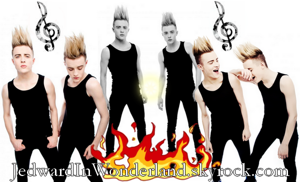 Jedward In Wonderland