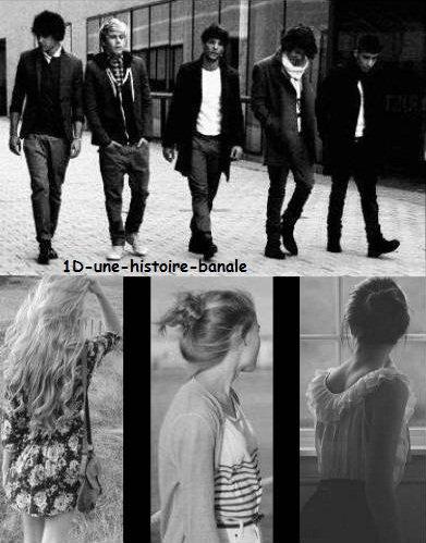 -Louis : Moi aussi je t'aime !  ///  -Harry : Tu me trompe maintenant