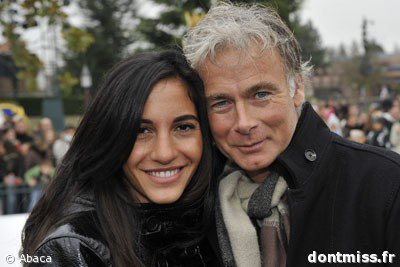Franck et sa femme blog de fan de franck dubosc - Laurent boyer sa fille ...