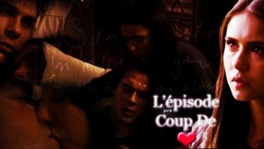 TVD Saison 2 Episode 22 - Damon et Elena <3
