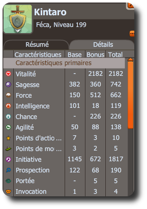 Team / Succès / Glours