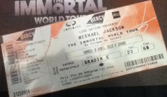 Immortale Tour