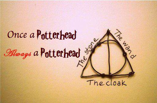 Un Potterhead est quelqu'un qui....