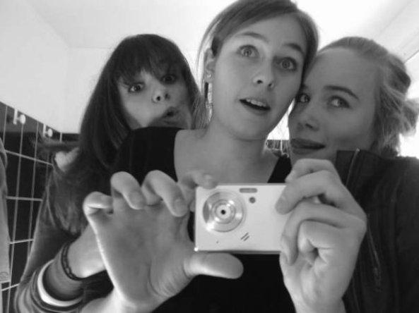 Morgane, Marie, Justine ..