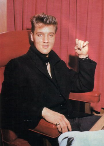 Elvis      PICTURE OF THE DAY                      MonIdole