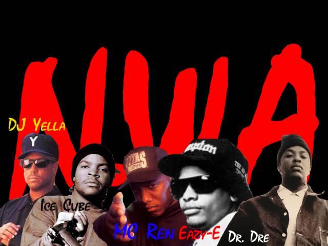 Un blog sur le groupe de Gangsta Rap N.W.A.