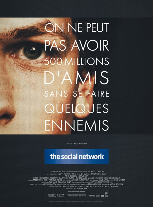 The Social Network (David Fincher, 2010)
