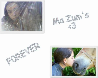 $) Zum's forever  $)