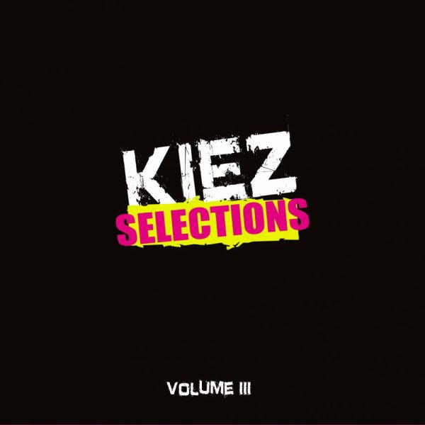 VA +_- KIEZ Selections Vol 3 (Exclusive! 2011)