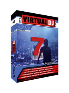 le lien de telecharger Virtual DJ 7(Pro) + crack