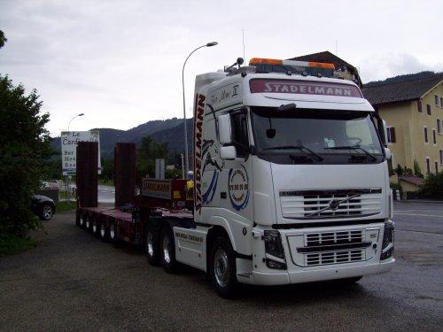 VOLVO FH700 VALAISAN http://www.nicolas-stadelmann.ch/transports.php