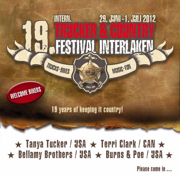 Truck Festival Interlaken 2012
