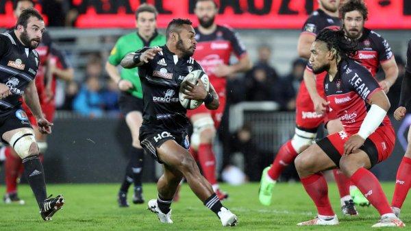 Brive prend le meilleur face à Toulon (15-5)