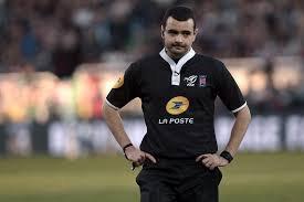 Mr Brousset arbitrera le match entre Brive et Montpellier