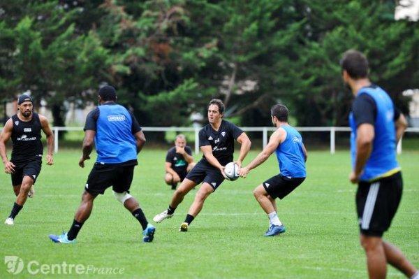 CA Brive - Aurillac : un derby pour les retrouvailles de Brive avec son Stadium