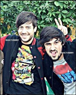 - Noam et Robin.