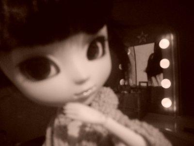 Photos de ma petite Kim, star de Hollywood !