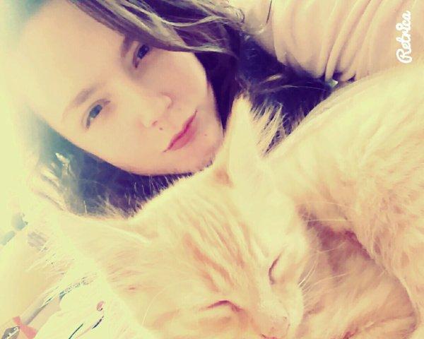Mon chat. ❤
