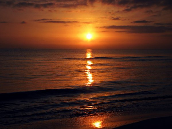 Tunisia-Sousse Sunrise