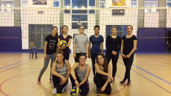 AS VOLLEY-BALL 2016-2017 filles