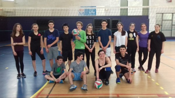 AS VOLLEY-BALL 2016/2017
