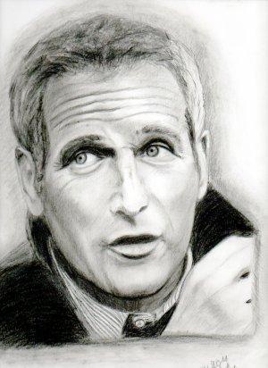 fin de monsieur Newman .. viens encore de foncer son costume et qques ombres avec crayon n°8 quelle différence