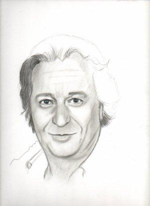 suite du portrait de Monsieur  clavier