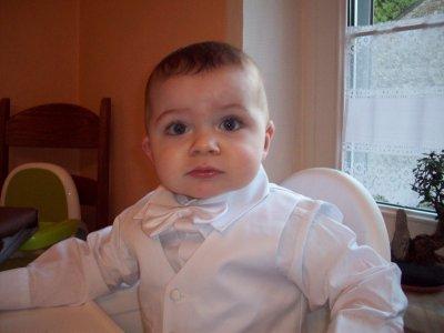 Baptême alexis 30 Octobre 2010
