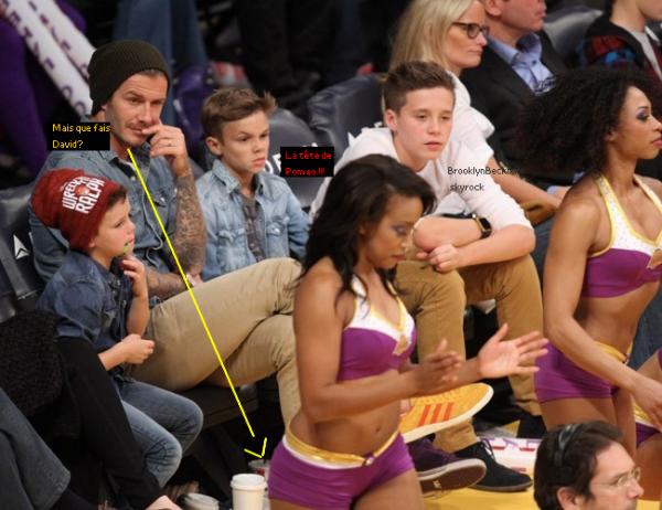 Le 16 Novembre 2012, Brooklyn, son père et ses deux frères assistaient au match entre les Lakers et les Phoenix Suns au Staples Center à Los Angeles.