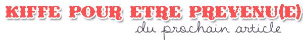 ♦ R'attrapage de news du15 au 19 Avril 2013, Depuis mon départ à Londres.