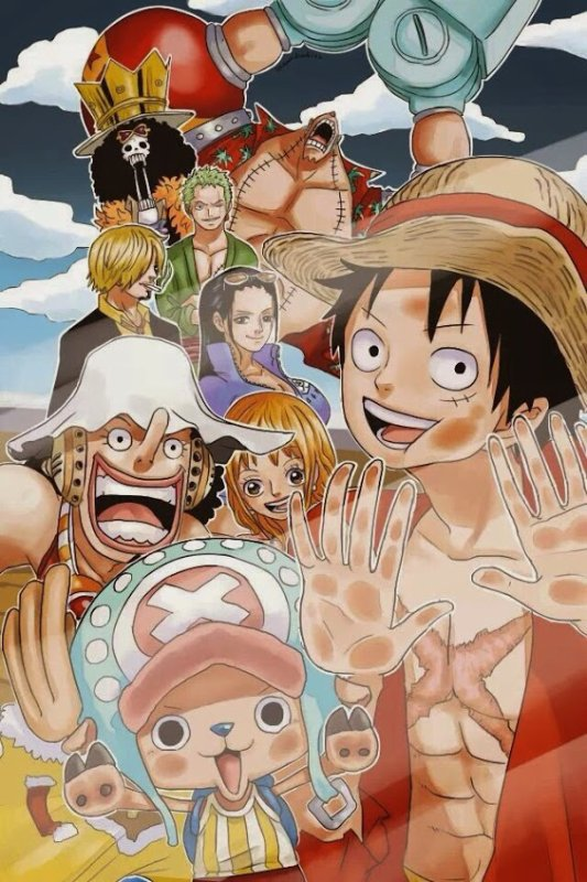 you want to be my nakama