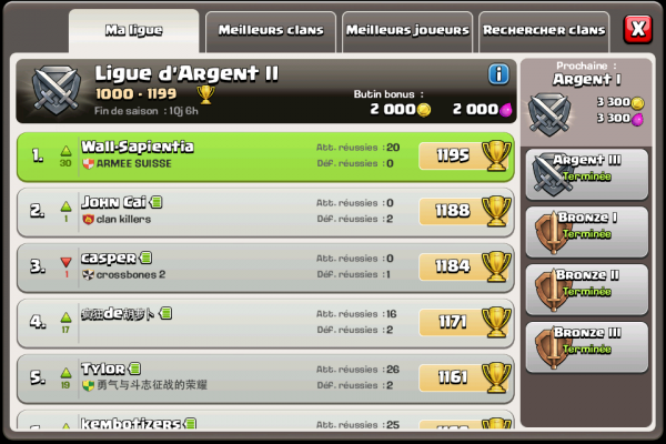 Clash of clan ?