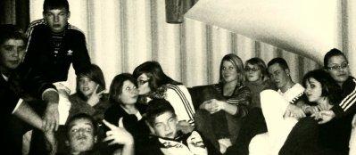 # Les Vraix ::. ~Quand on aime , On se compte pas , Mais ces gens la , je les aimes , et Je compte que sur eux :D ♥