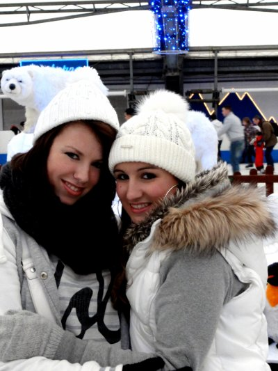 ♥ Patinoire ...